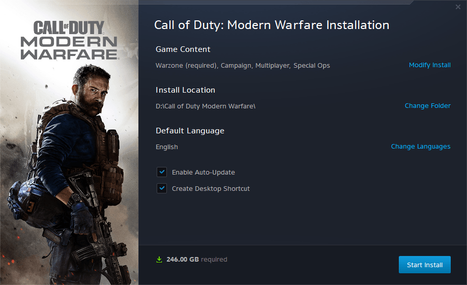 Call of Duty: Modern Warfare gets new Ground War map