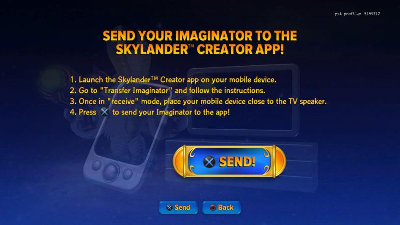 Skylanders racing 1