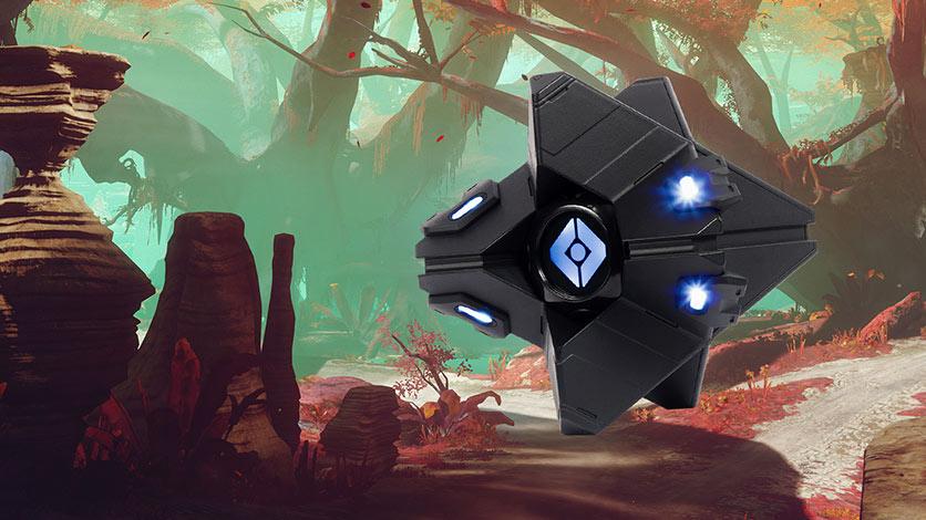 Destiny 2 Ghost Io