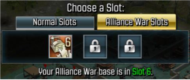 Alliance War 3.5