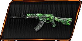 Weaponized 115