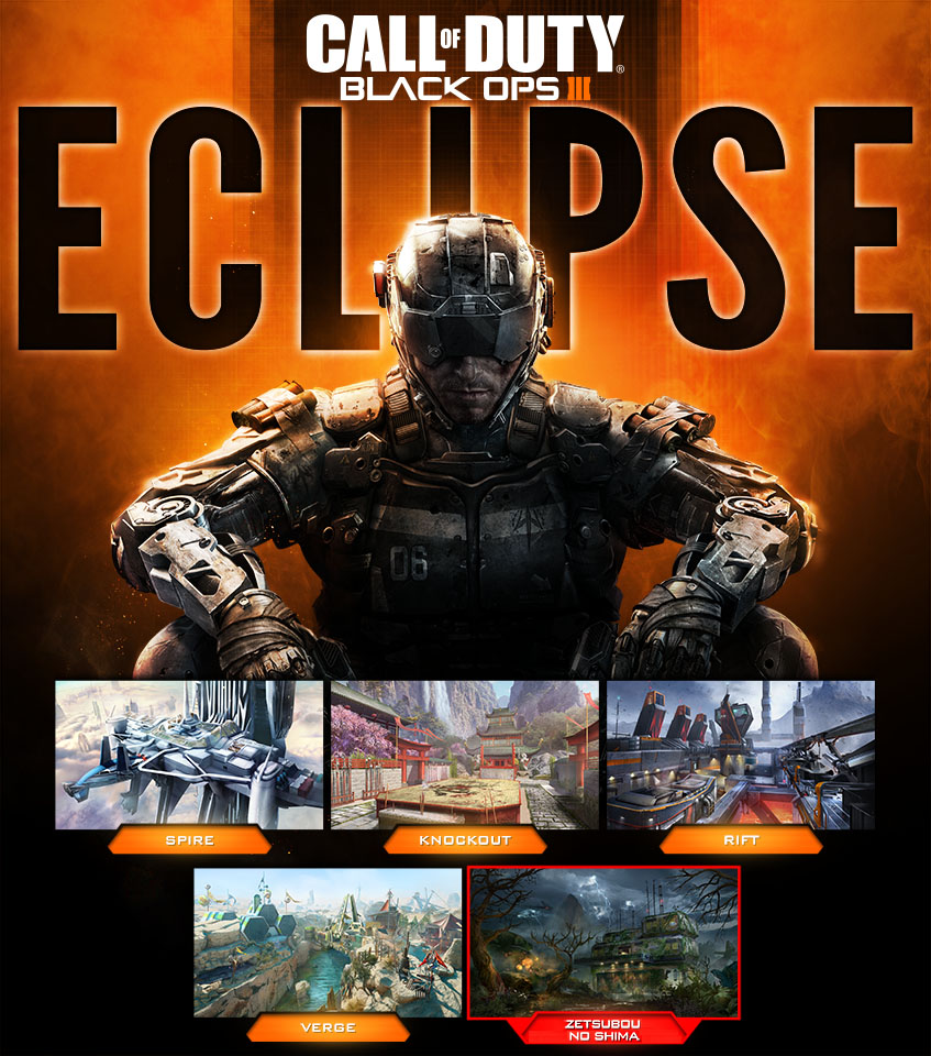 Call Of Duty Black Ops Iii Eclipse Dlc Pack